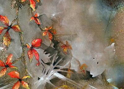 Indiana Fall Art Print by John Christopher Bradley