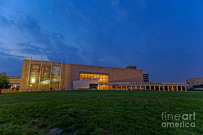 Photograph - Indiana State Museum 11 by David Haskett