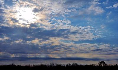 Photograph - Indiana Sunrise by Michelle McPhillips