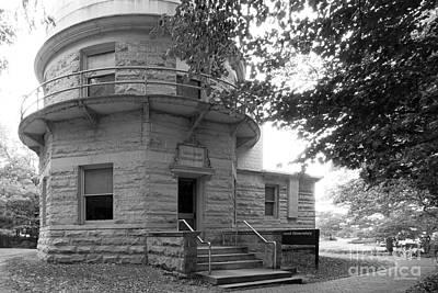Photograph - Indiana University Kirkwood Observatory by University Icons