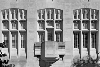 Photograph - Indiana University Myers Hall by University Icons