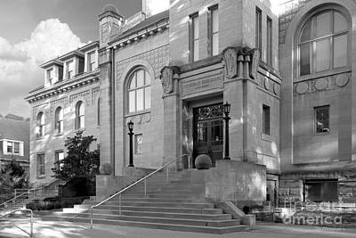 Photograph - Indiana University Student Building Entrance by University Icons