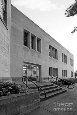 Indiana Photograph - Indiana University  by University Icons