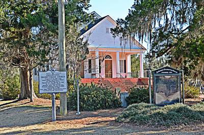 Photograph - Indiantown Presbyterian IIi by Linda Brown