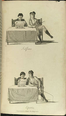 Indifference And Expectation Print by British Library