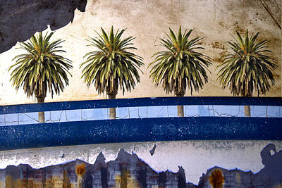 Montage Photograph - Indio by Carol Leigh