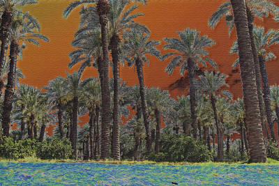 Indio Tapestry Original by Linda Phelps