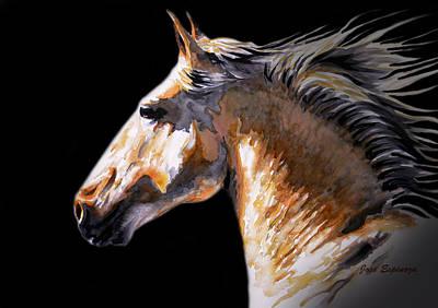 Painting - B L A C K . S U N    by J- J- Espinoza