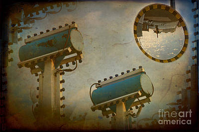 Industrial Accolades Art Print