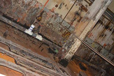 Photograph - Industrial by Andrea Vazquez-Davidson