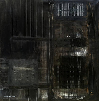 Tate Gallery Painting - Industrial by Antonio Ortiz