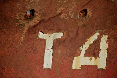Nuts And Bolts Photograph - Industrial Autumn by Odd Jeppesen