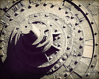 Industrial Gears I Original by Chris Andruskiewicz