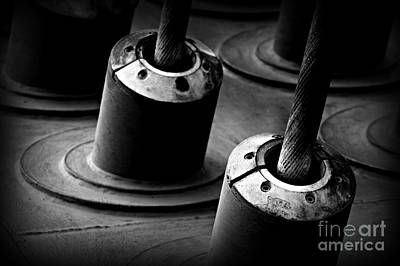 Industrial Photograph - Industrial Stuff 2 by Clare Bevan