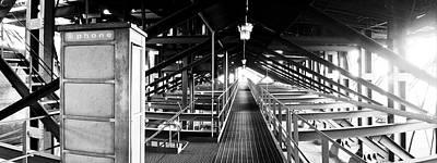 Merchant Mariners Photograph - Industrial Tardis by Tim  Telep