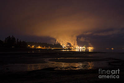 Photograph - Industry by Inge Riis McDonald