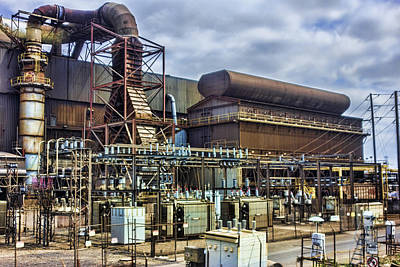 Industry Original by Photographic Art by Russel Ray Photos