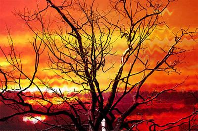 Beastie Boys - Inferno in the Sky by Shawna Rowe