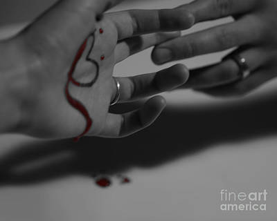 Infidelity Photograph - infidelity II by Andrea Aycock