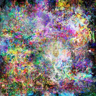 Infinite Bit 32 Art Print