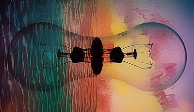 Photograph - Infinite Ideas by Aaron Berg