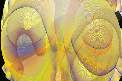 Digital Art - Breasts Of Infinity - Abstract by Marie Jamieson