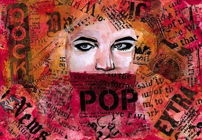 Pop Art Wall Art - Photograph - Influenced by Artist RiA