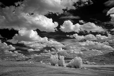 Photograph - Infrared Kansas by Scott Bean