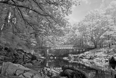 Photograph - Infrared River by Beverly Cash