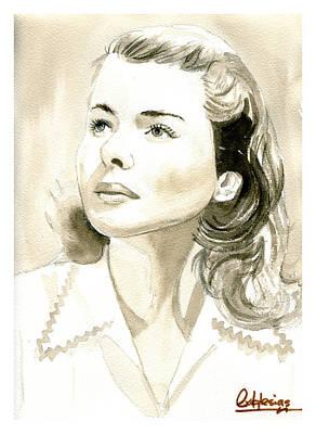 Ingrid Bergman Original