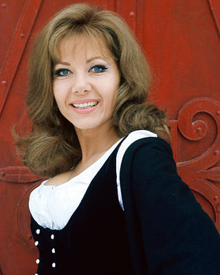 Durst Photograph - Ingrid Pitt In Where Eagles Dare  by Silver Screen