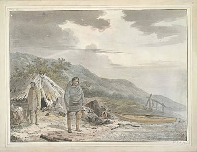 During Photograph - Inhabitants Of Norton Sound by British Library