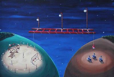 Painting - Inner Child by Margarita Gokun