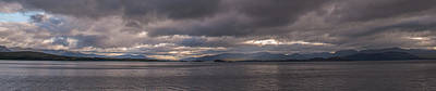 Art Print featuring the photograph Inner Hebrides by Sergey Simanovsky