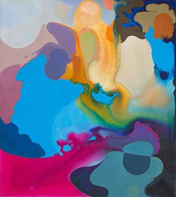Charro Painting - Inner Landscape by Fernando Alvarez
