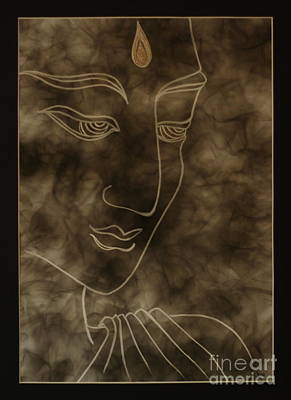 Inner Self Mixed Media - Inner Self Peace by Aixa Rios
