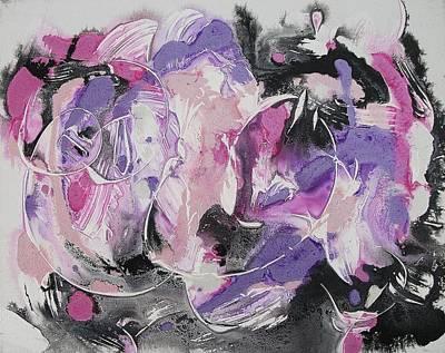 Inner Turmoil Art Print by Suzanne  Marie Leclair