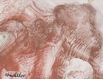 Innergold Art Print