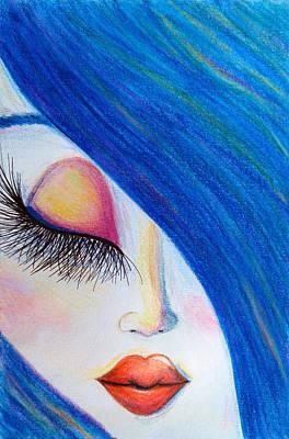 Innocence Art Print by Beril Sirmacek