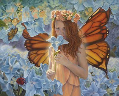 Innocence Original by Lucie Bilodeau