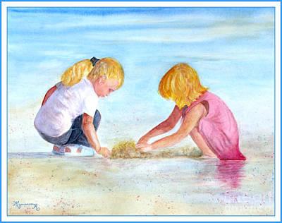 Painting - Innocence by Mariarosa Rockefeller