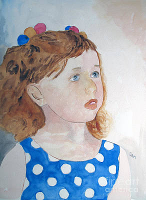 Painting - Innocence by Sandy McIntire