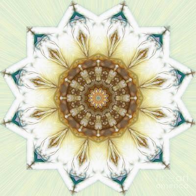 Digital Art - Innocent Reflections by Rhonda Strickland