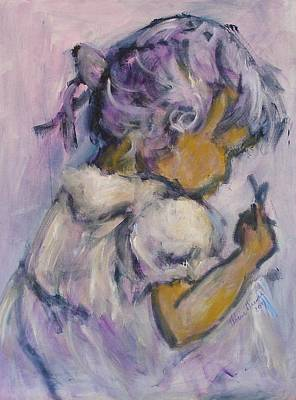 Painting - Innocent by Valerie Greene