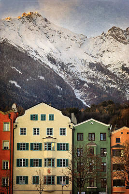 Innsbruck Art Print