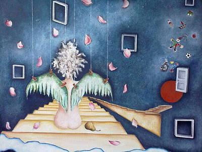 Painting - Inocencia Momentanea by Belen Jauregui