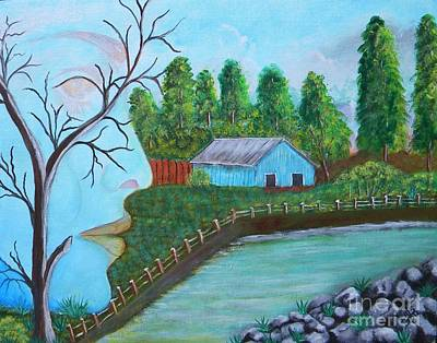 Painting - Inolvidable by Iris  Mora