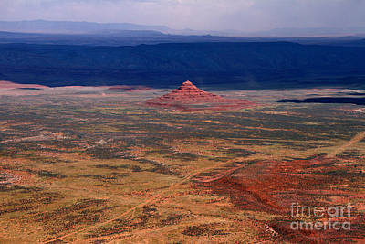 Photograph - Inot The Valley Of The Gods by Butch Lombardi