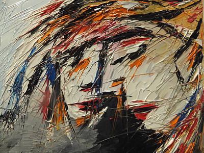 Quadro Painting - Inseparabili by Enrico Nicodemo