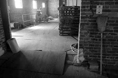 Photograph - Inside Adluh's Old Warehouses by Joseph C Hinson Photography